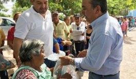 """Entrega SEDESOL apoyos a afectados por """"Lidia"""""""