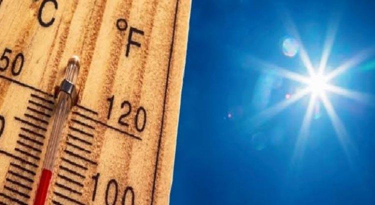 Pronostican temperaturas entre los 43° y 45°