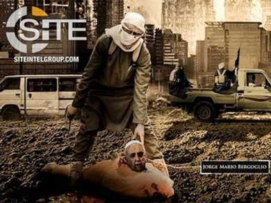 Promete ISIS una masacre en Navidad