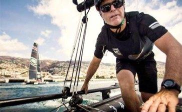 "En puerta ""Extreme Sailing Series"""