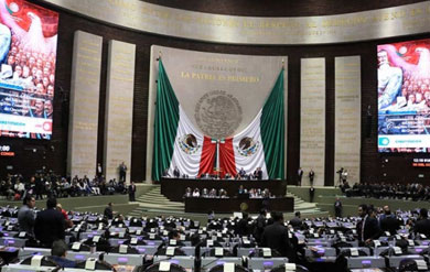 Aprueban diputados Presupuesto de Egresos 2018
