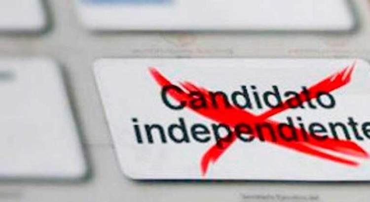 Tres buscarán la candidatura a gobernador por la vía independiente