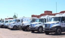 Eficiente y oportuno el servicio de recolección de basura en Loreto.