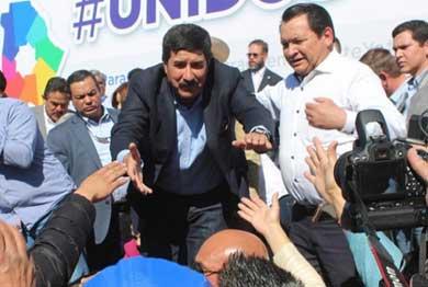 """Iniciará Javier Corral caravana """"por la dignidad y el federalismo"""""""