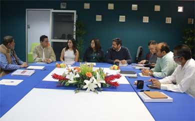 Se reúne Comité de Maestría y Doctorado en Derechos Humanos