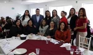 El pasado 26 de enero, la UABCS festejó a sus trabajadoras administrativas en su día.