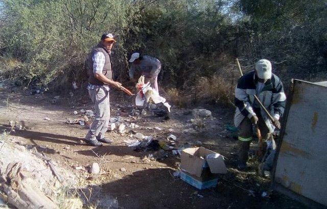Se busca erradicar los tiraderos clandestinos de basura en Loreto