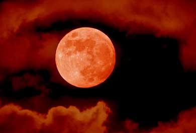 Invitan a observar el eclipse lunar