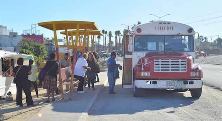 No politicen el precio del transporte público