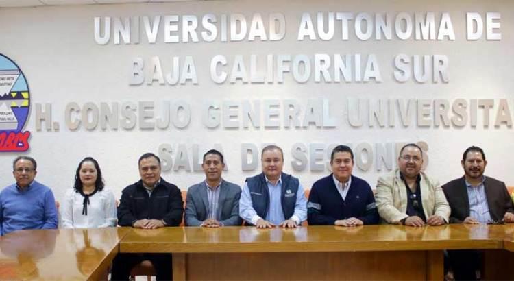 Concluyen negociaciones salariales entre UABCS y Sindicato Académico