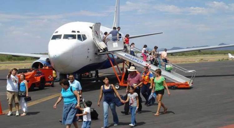 Aumenta la oferta aérea en Los Cabos