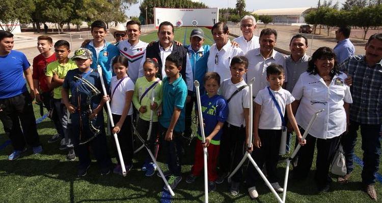 Mejor infraestructura deportiva para todos: CMD