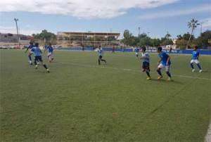 """Inició la segunda edición de la de la Copa de Futbol denominada """"Cabo Cup 2018""""."""