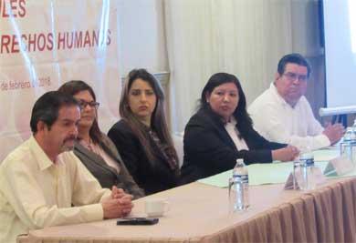 Celebran Primer Encuentro Estatal de Organismos Civiles Protectores de Derechos Humanos