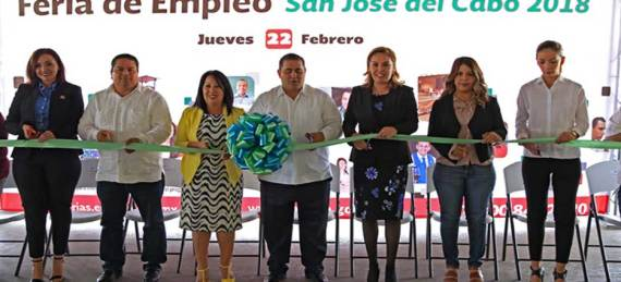 Feria de Empleo San José del Cabo 2018,