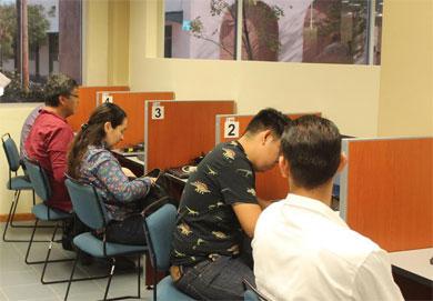Ultimo día de registro para el examen APTIS en la UABCS