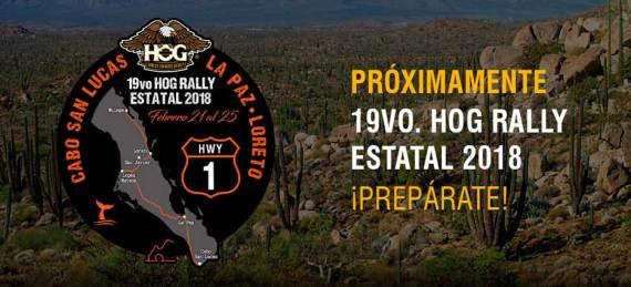 Baja Hog Rally 2018