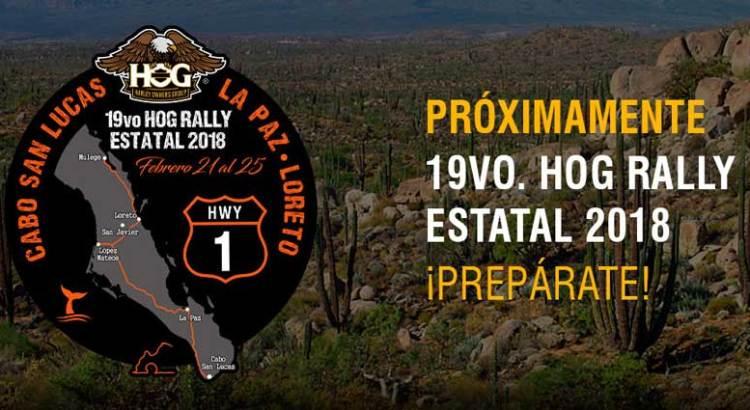 En puerta el Baja Hog Rally 2018