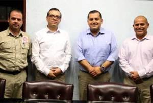 Cuerpo de Bomberos de Cabo San Lucas.