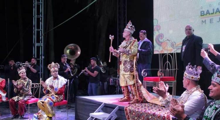 Saldo blanco en el Carnaval La Paz