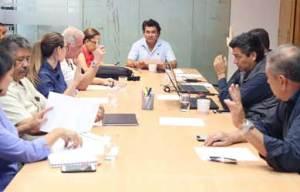 décima tercera sesión ordinaria de la Comisión Consultiva de Desarrollo Urbano del Gobierno Municipal.