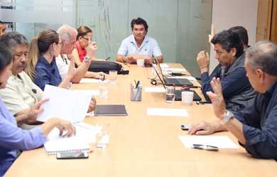Sesiona Comisión Consultiva de Desarrollo Urbano
