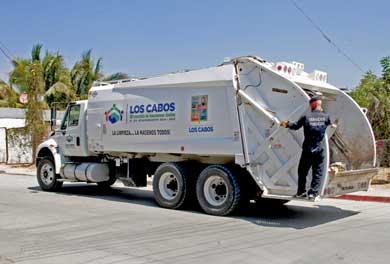 Recolectan más de 500 toneladas diarias de basura