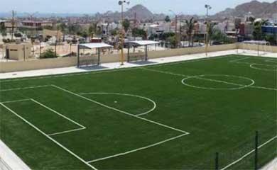 Lista la Unidad Deportiva de CSL