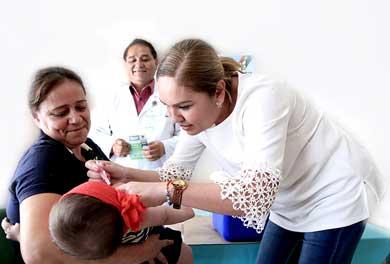 Inició Campaña de Vacunación en Los Cabos