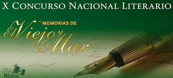 """El Instituto Nacional de Personas Mayores (INAPAM) en coordinación con la Secretaría de Marina (SEMAR) se promociona la X Convocatoria Nacional """"memorias del viejo y la mar"""""""