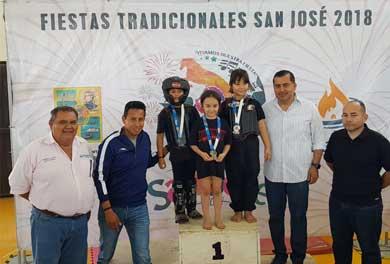 Fiesta deportiva en SJC