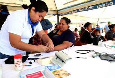 Jornada Médico Social en Tierra y Libertad de CSL