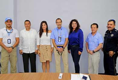 Coordinan esfuerzos Gobierno de Los Cabos y ONU