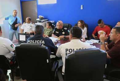 Encabeza Protección Civil trabajos de seguridad para Semana Mayor