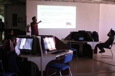 """Imparten  taller """"Soluciones a los principales retos del investigador"""""""