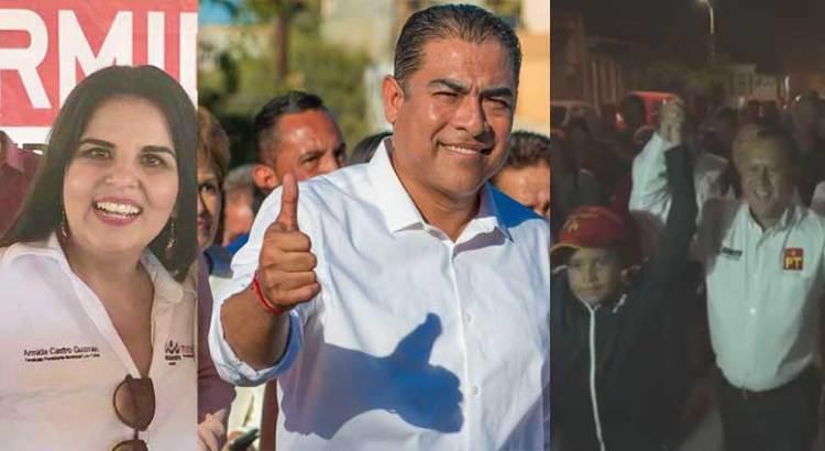 Arrancan campaña candidatos a Alcaldes de Los Cabos