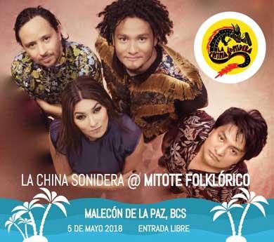 Desde Oaxaca: La China Sonidera