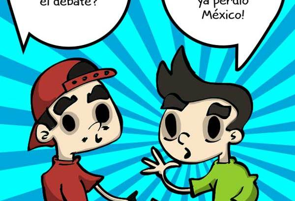 Debate:Round 1 vs AMLO