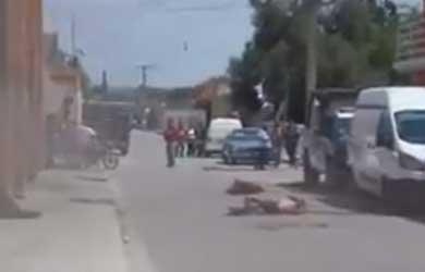 Linchan a cuatro en Puebla