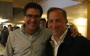 Meade y Ríos Piter se reunieron y pactaron unir sus fuerzas para tener el triunfo el domingo 1 de julio.