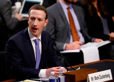 Buscará FB evitar interferencia electoral en 2018