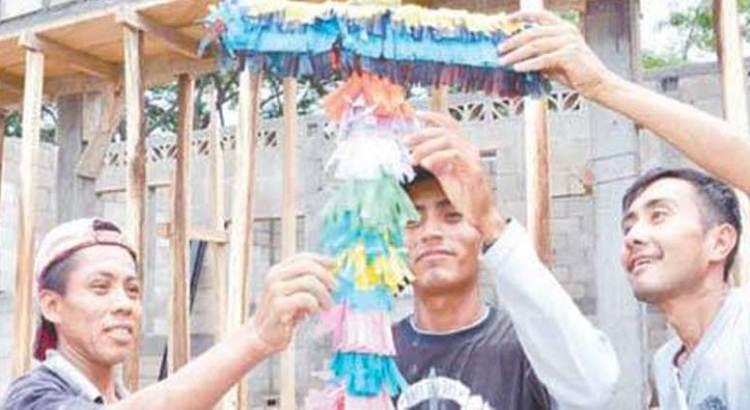 Chambeando celebran el Día de la Santa Cruz