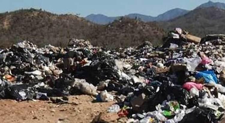 El basurero de La Candelaria, peligroso foco de infección