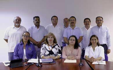 Se reúne el Comité Ejecutivo de la Comisión Interuniversitaria de Servicio Social
