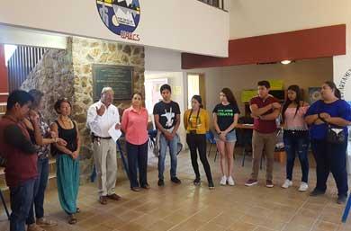 Celebraron  Día del Estudiante en UABCS Los Cabos