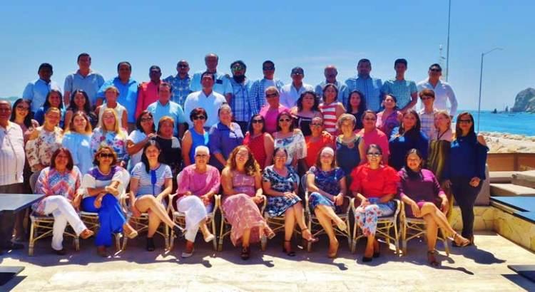Reconoce UABCS Los Cabos a su personal docente