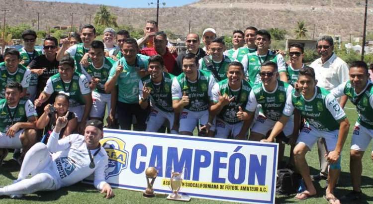 La Paz, campeón