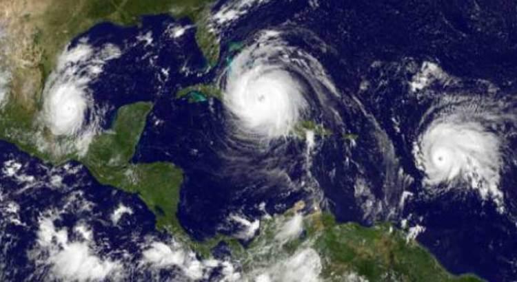 Inicia la temporada de huracanes para la zona del Pacífico