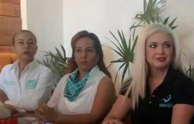Presenta PANAL a su candidata a la alcaldía de Los Cabos