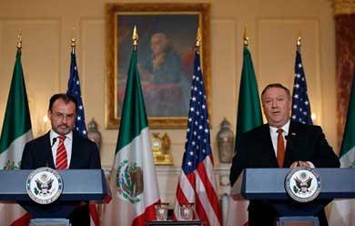 Suscriben México y EU acuerdo nuclear